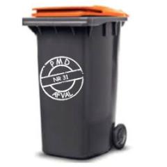 Sticker kliko Container