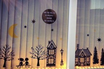 Stickers Winter / Kerst
