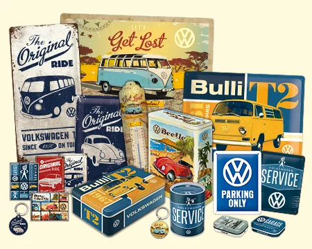 Nostalgic Art volkswagen collectie bij Home Sweet Home