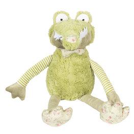 Krokodil 25 cm Groen | TW0504 | Clayre & Eef