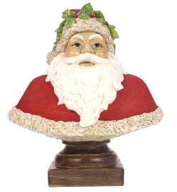Buste / Borstbeeld Kerstman l 29x17x31xcm   Meander