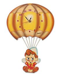 Klok pinokkio aan ballon | Bartolucci