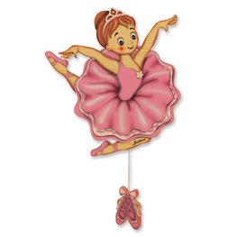 Muziekdoos Ballerina met trekkoord | Bartolucci | Hout