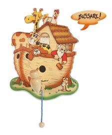Deurklopper Ark van Noach hout | Bartolucci