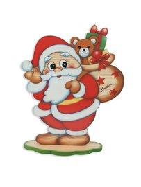 Kerstboomhanger kerstman | Bartolucci | Hout