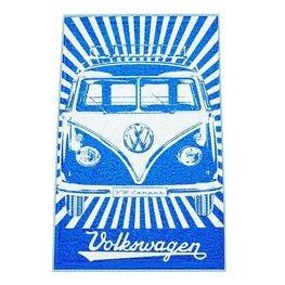 Strandlaken blauw VW Volkswagen T1 | Brisa