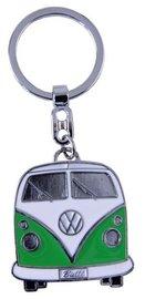 Sleutelhanger groen VW Volkswagen T1 | Brisa