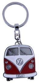 Sleutelhanger rood VW Volkswagen T1 | Brisa