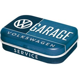 Mint box VW Volkswagen garage | Nostalgic Art