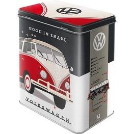VW Volkswagen good in shape blik L  | Nostalgic Art