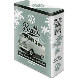 VW Bulli voorraad blik 3d XL | Nostalgic Art