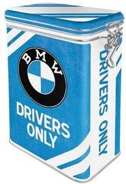 BMW Garage metalen 3d blik L | Nostalgic Art
