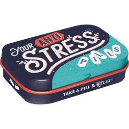 Mint box Anti stress pills | Nostalgic Art