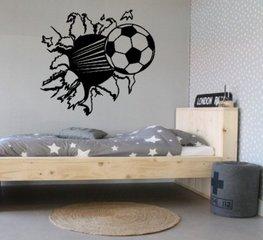 3d Sticker voetbal | Rosami