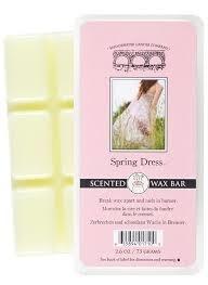 Spring dress wax bar | Bridgewater