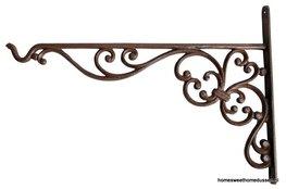 Hanging Basket Haak Groot | Esschert Design