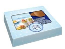Boek cadeau box winter