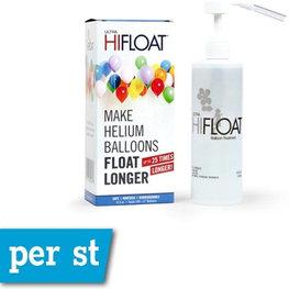 Hi-Float Ballonnen kit - helpt om je helium ballon tot 25 keer langer zweven