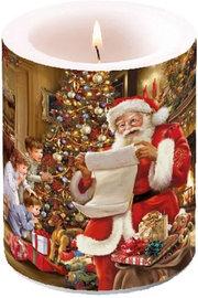 Kaars christmas eve  | Ambiente