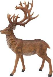 Hert 34 x 24 cm | 6PR1179 | Winter & Kerst | Clayre & Eef