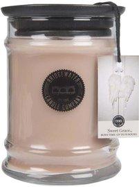 Geurkaars Sweet Grace Jar Small   Bridgewater