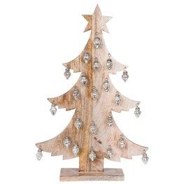 Kerstboom 40*7*69 cm Bruin | 5H0205 | Clayre & Eef