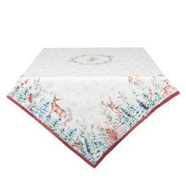 Tafelkleed 100*100 cm Multi | DCH01 | Clayre & Eef
