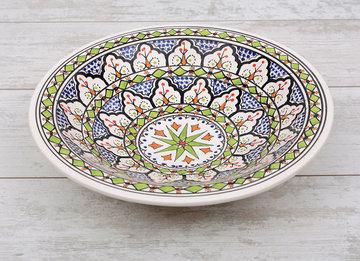 Salade schaal Azis Ø 35 cm   SOR.AZ.35   Dishes & Deco