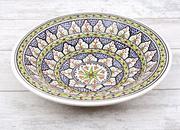 Salade schaal Azis Ø 40 cm   SOR.AZ.40   Dishes & Deco