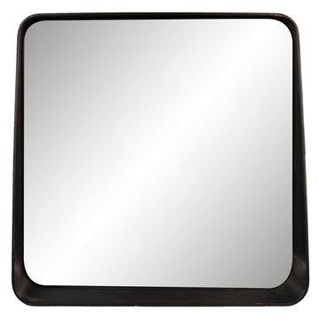 Spiegel 53*10*51 cm Zwart | 62S138 | Clayre & Eef