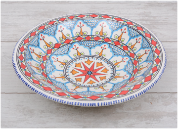 Salade schaal Mehari Ø 30 cm | SOR.ME.30 | Dishes & Deco