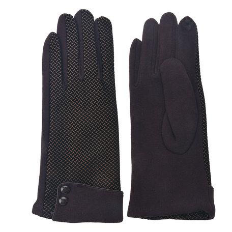 Handschoenen 8*24 cm Bruin | MLGL0022CH | Clayre & Eef