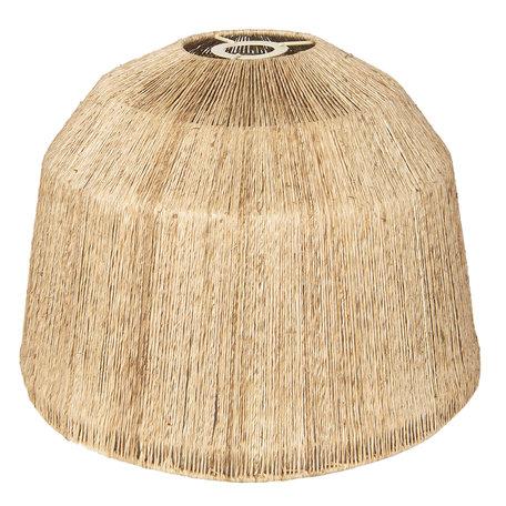 Lampenkap ø 12/40*29 cm Creme | 6RO0429 | Clayre & Eef