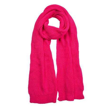 Sjaal 28*200 cm Roze   MLSC0351F   Clayre & Eef