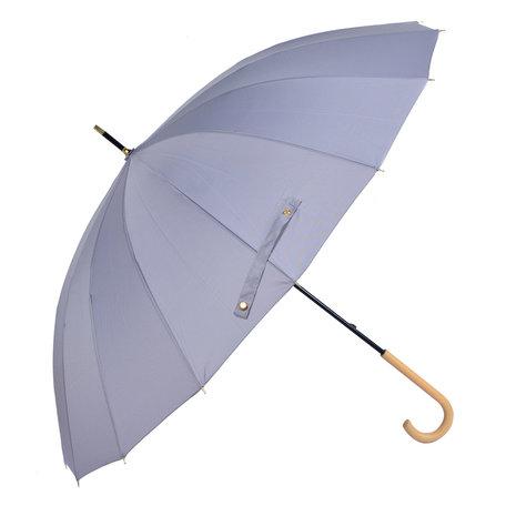 Paraplu ø 93*90 cm Grijs | MLUM0026G | Clayre & Eef