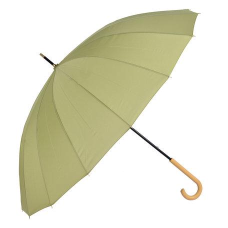 Paraplu ø 93*90 cm Groen | MLUM0026GR | Clayre & Eef