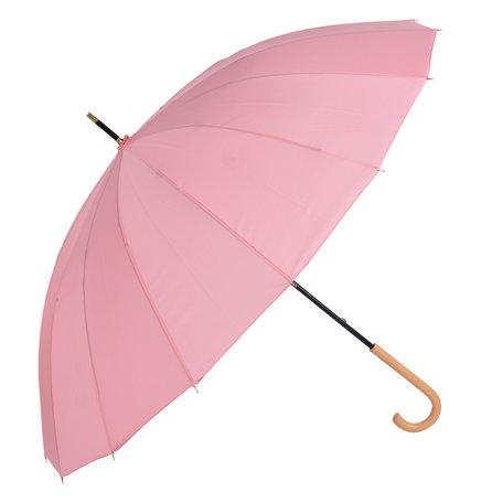 Paraplu ø 93*90 cm Roze | MLUM0026P | Clayre & Eef