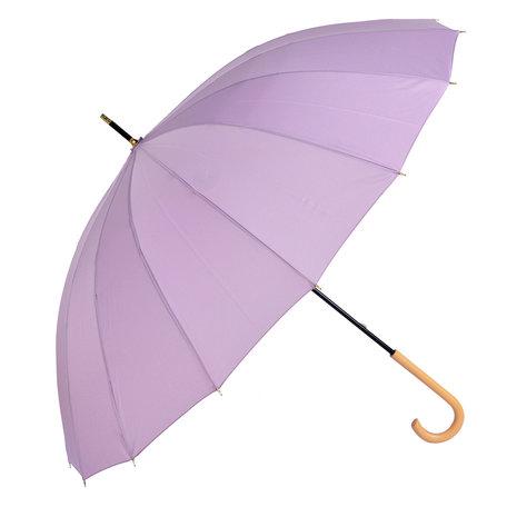 Paraplu ø 93*90 cm Paars | MLUM0026PA | Clayre & Eef