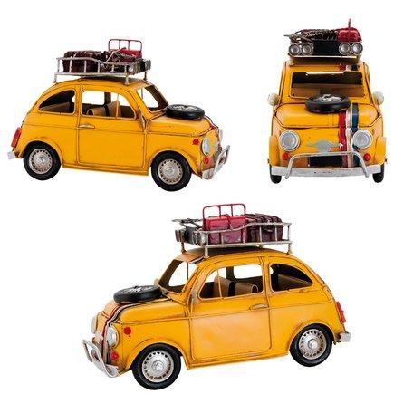 Model auto 30*14*20 cm Geel | 6Y1726 | Clayre & Eef