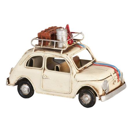 Model auto 15*7*10 cm Beige   6Y1237   Clayre & Eef