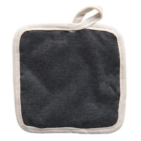 Pannenlap 16*16 cm Grijs | KT045.028 | Clayre & Eef