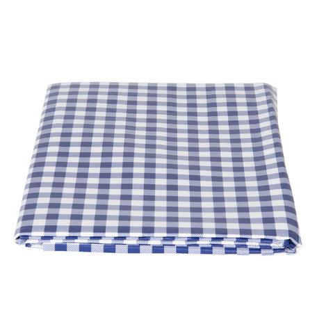PVC Tafelkleed 137*180 cm Blauw | PVC0001BL | Clayre & Eef