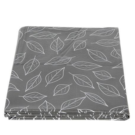 PVC Tafelkleed 137*180 cm Grijs | PVC0003 | Clayre & Eef