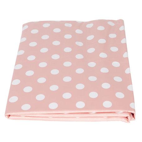 PVC Tafelkleed 137*180 cm Roze | PVC0007 | Clayre & Eef