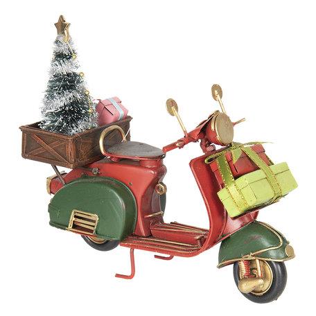 Model scooter 18*7*16 cm Multi | 6Y2959 | Clayre & Eef