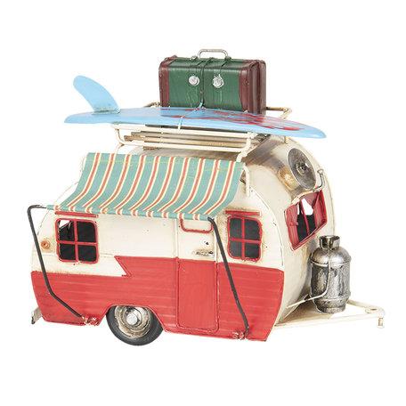 Model caravan 23*14*19 cm Multi | 6Y2973 | Clayre & Eef