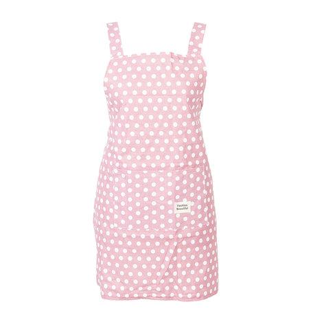 Schort 70*65 cm Pink | KT041.024 | Clayre & Eef