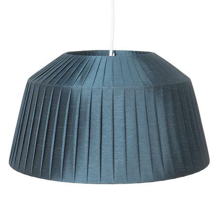 Hanglamp ø 40*21 cm E27/max 1*60W Groen | 6LAK0461GR | Clayre & Eef