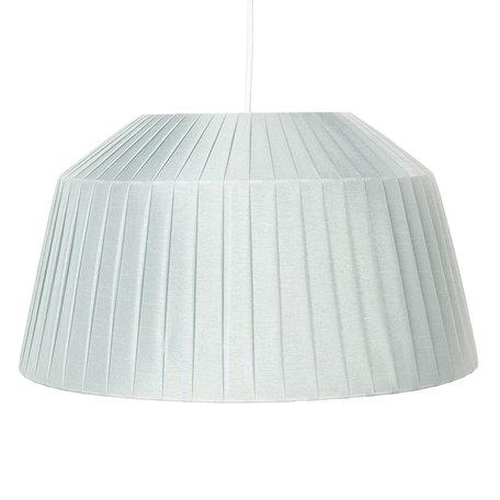 Hanglamp ø 40*21 cm E27/max 1*60W Groen | 6LAK0461LGR | Clayre & Eef