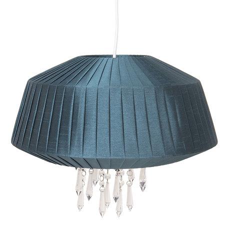 Hanglamp ø 40*33 cm E27/max 1*60W Groen | 6LAK0462GR | Clayre & Eef